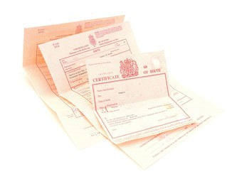 getting your birth certificate